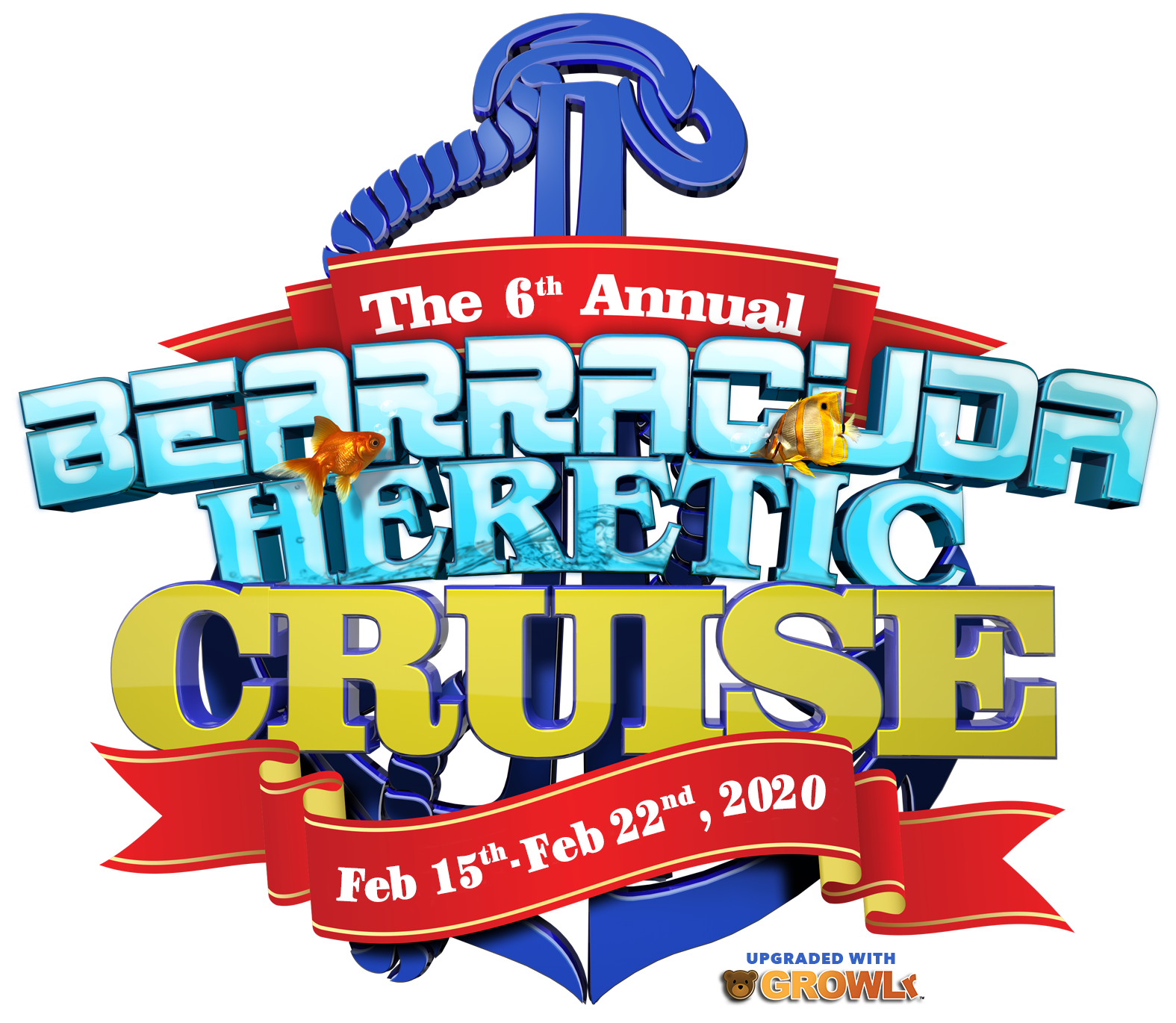 (The Bearracuda Heretic Cruise - Feb 15th - Feb 22nd, 2020)